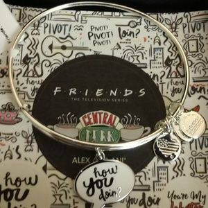 "ALEX AND ANI NEW FRIENDS ""HOW YOU DOIN?"" BRAND NWT"